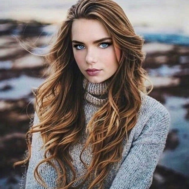 11 Glamorous Hair Color Ideas For Women With Blue Eyes