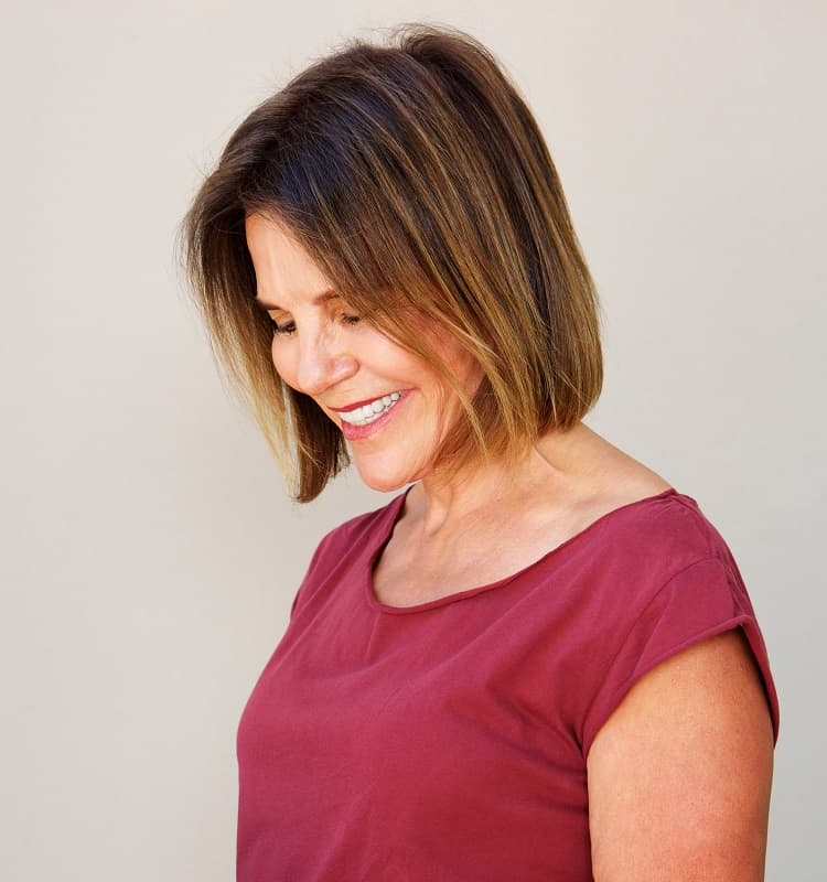 12 Perfect Hair Colors For Women Over 50 Hairstylecamp