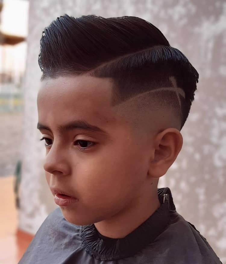 15 Best Hair Design Ideas For Boys In 2020 Hairstylecamp