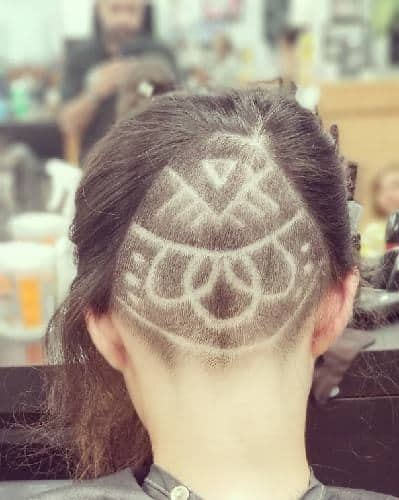 60 Breathtaking Hair Designs For Women 2020 Hairstylecamp,Geometric Design Patterns Black And White