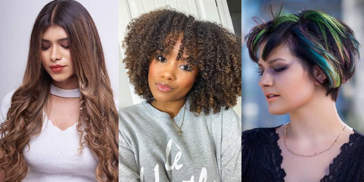 women's hair highlights