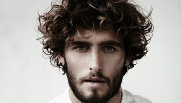 80 Sensuous Curly Haircuts U0026 Hairstyles For Men [2018]