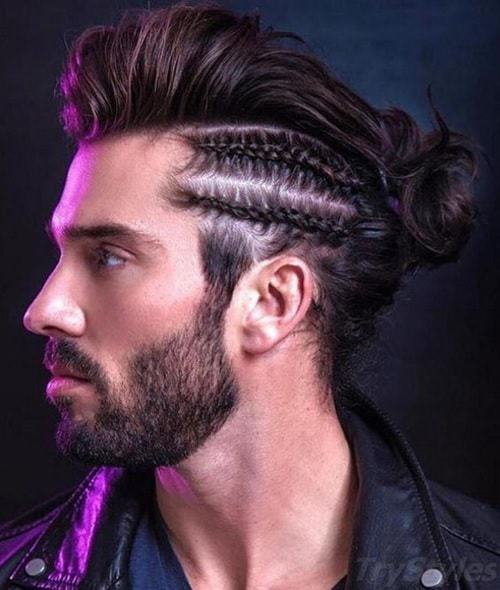 11 Creative Mens Haircuts With A Line On Side