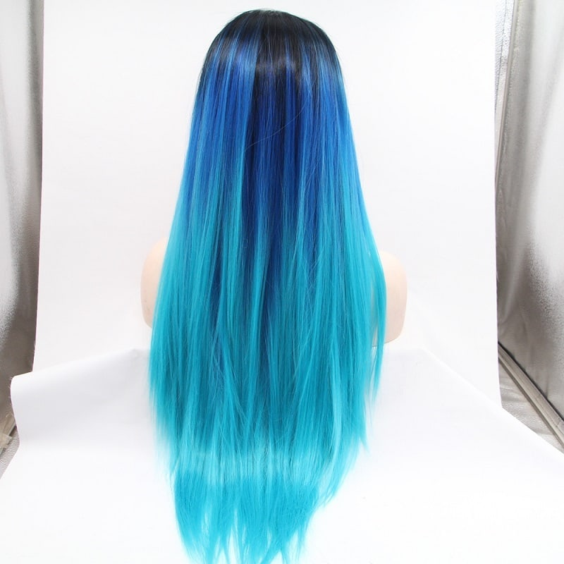 7 exceptional light blue hair color options � hairstylecamp