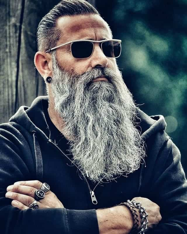 25 Grey Hairstyles For Men Over 60 Years Old Hairstylecamp
