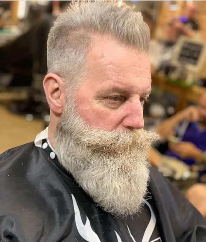 Haare coole frisuren männer graue The 36