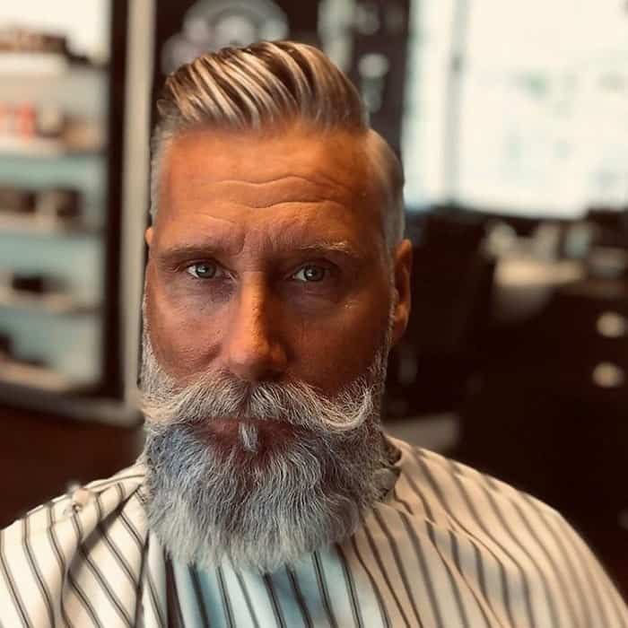 50 Unbeatable Hairstyles For Old Men Over 50 Hairstylecamp