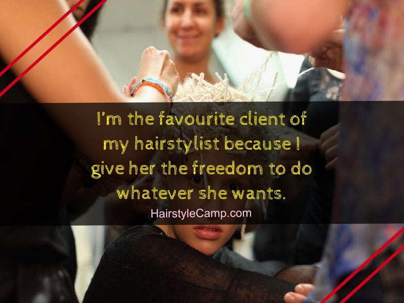 50 Of The Best Hairstylist Quotes Memes Hairstylecamp