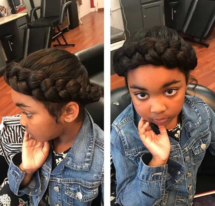 Awesome 170 Cutest Braided Hairstyles For Little Girls 2020 Trends Schematic Wiring Diagrams Amerangerunnerswayorg