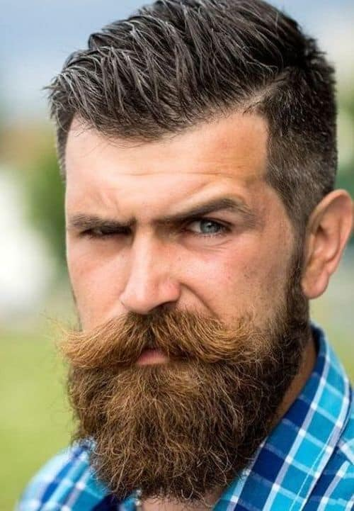 Top 20 Handlebar Mustaches To Try In 2019 Hairstylecamp