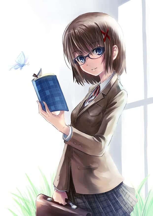 Top 21 Anime Girl Characters With Brown Hair 2020 Hairstylecamp