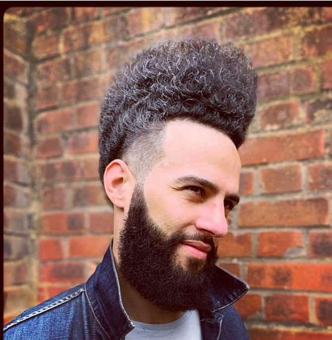 10 Damn Stylish High Blowout Haircuts for Men – HairstyleCamp