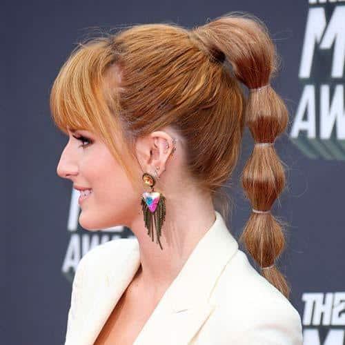 Groovy 17 Unbeatable Weave Ponytail Hairstyles With Bangs 2020 Schematic Wiring Diagrams Amerangerunnerswayorg