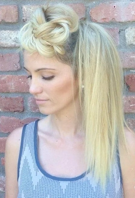 5 Disarming High Side Ponytail Hairstyles 2020 Trend