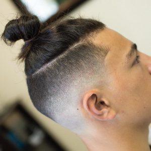 High Fade. low fade haircut