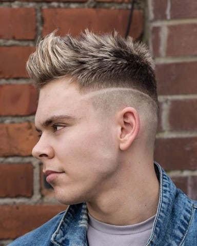 30 Hair Color Highlights For Men To Rejuvenate Youth