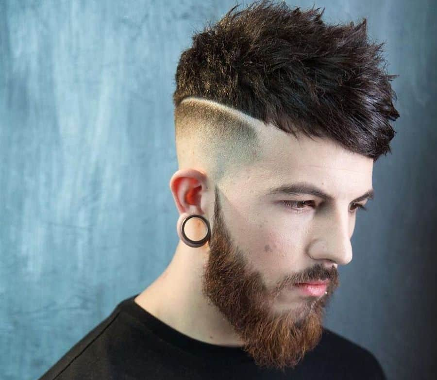 6 Brilliant Hipster Comb Over Hairstyle Techniques