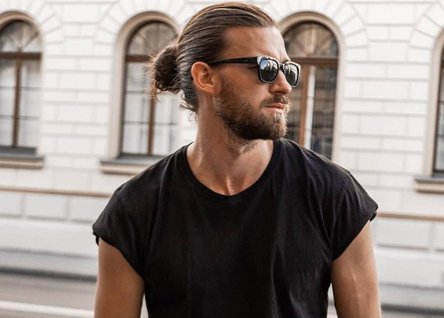 5 Man Bun Styles For Hipster Guys Hairstylecamp