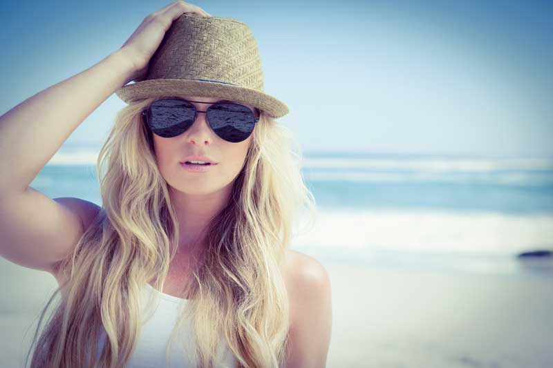How To Get Beach Wavy Hair With A Straightener Top 5 Ways