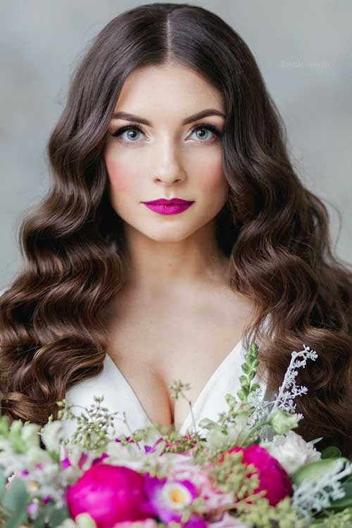 5 Fabulous Finger Wave Hairstyles For Long Hair Hairstylecamp