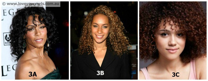 Naturally Curly Hair Types Discover Yours Hairstylecamp
