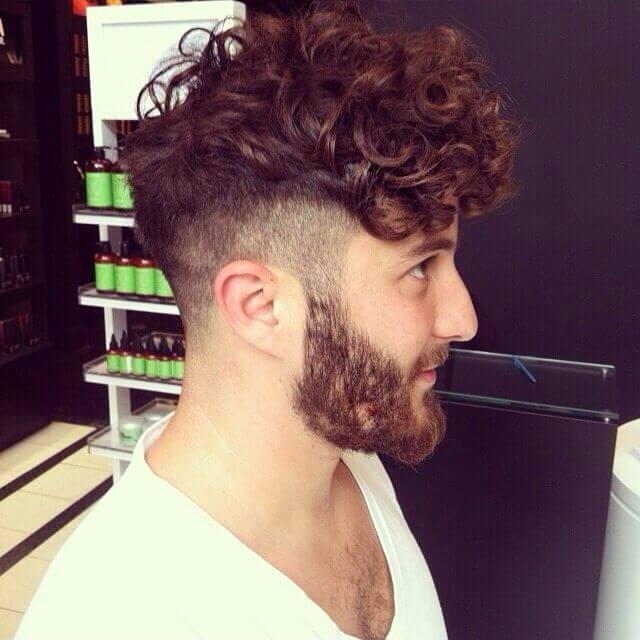 9 Types of Curly Hairstyles for Men Trending Right Now