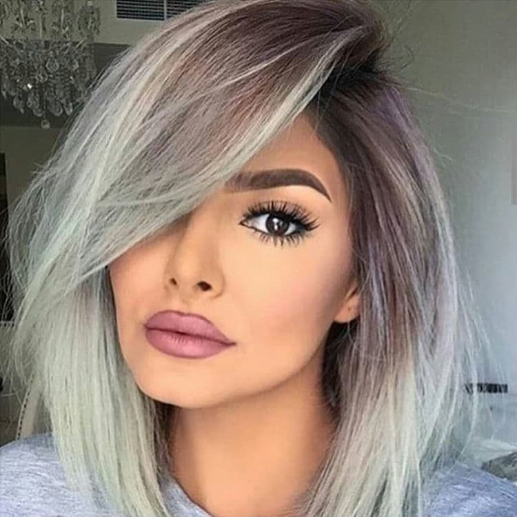 40 Sumptuous Peekaboo Hair Color Ideas Hairstylecamp