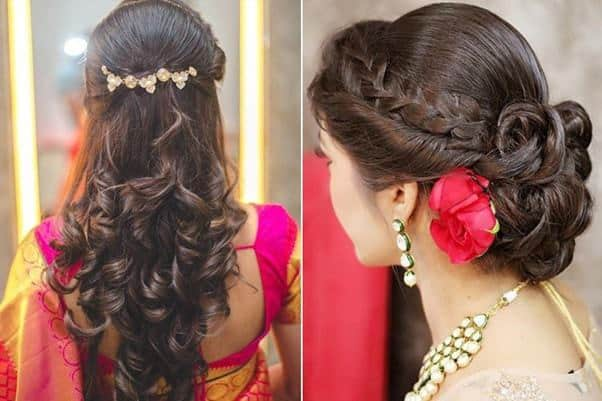 25 Best Indian Bun Hairstyles For Women With Long Hair