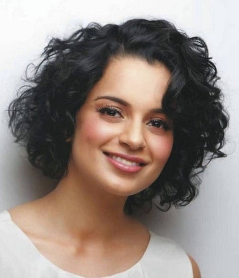 Voluminous Haircut For Indian Women