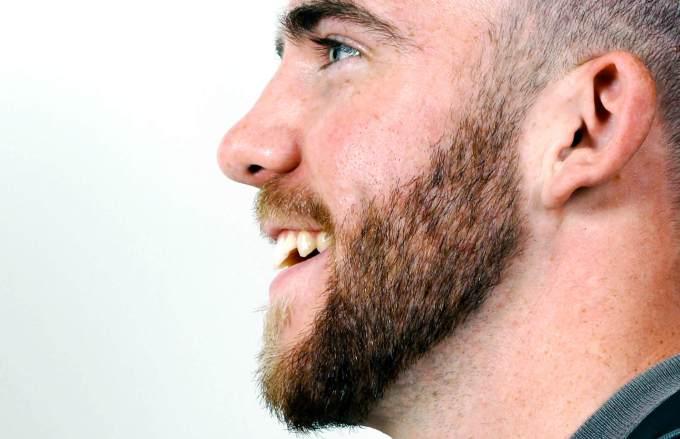 Отрастить бороду без вросших волос