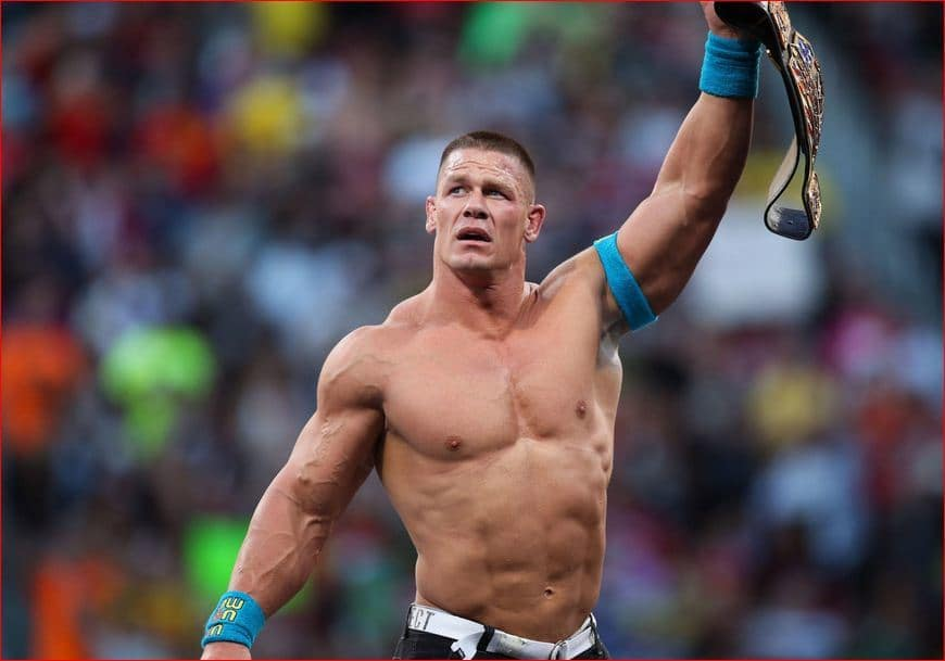Top 10 John Cena Haircuts We Love Hairstylecamp