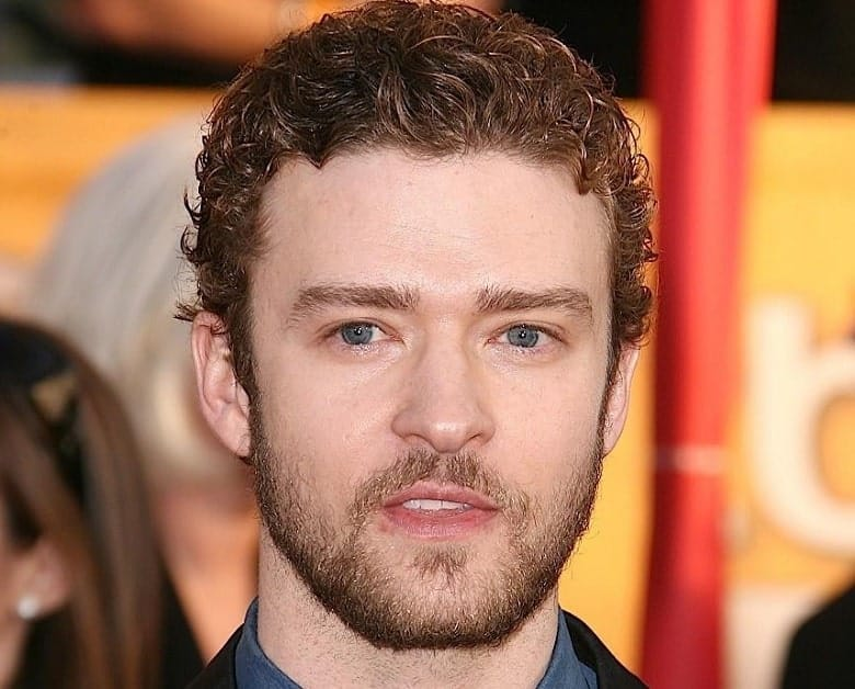 6 Times Justin Timberlake Pulled Off Curly Hair Like A Boss