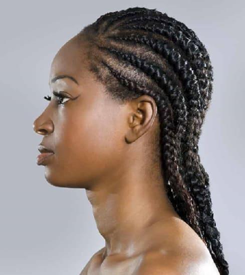 Best Kenyan Braids Hairstyles 20 Striking Ideas For 2019