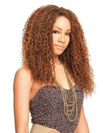 Nubian Kenyan Weave hairstyle