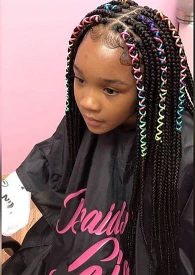 22 Cutest Nigerian Kid Hairstyles for Your Children [2019]