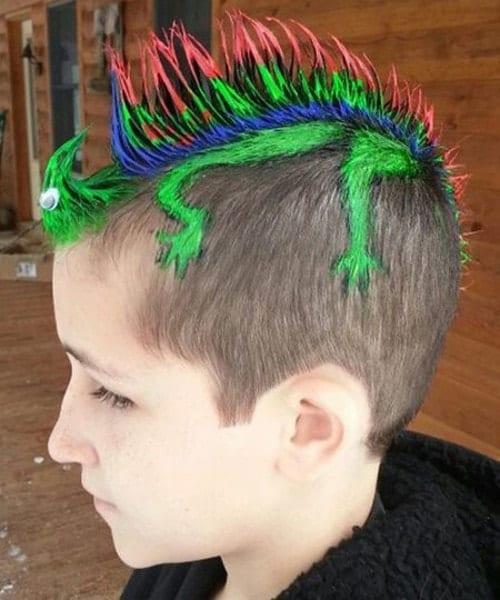 Mohawk Haircut Kids Bpatello