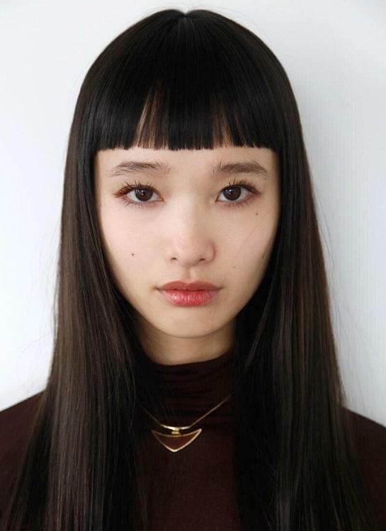 Korean Hairstyle For Short Hair With Bangs Liptutor Org
