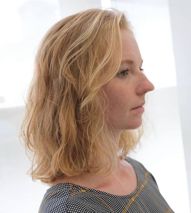 22 Incredible Wavy Perm Hair Ideas In 2020