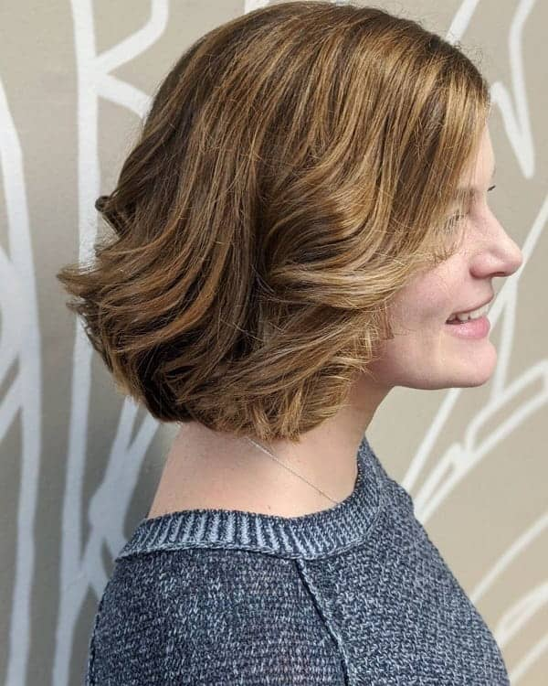 35 Sexiest Bob Haircuts for Thick Hair (Trending in 2020)