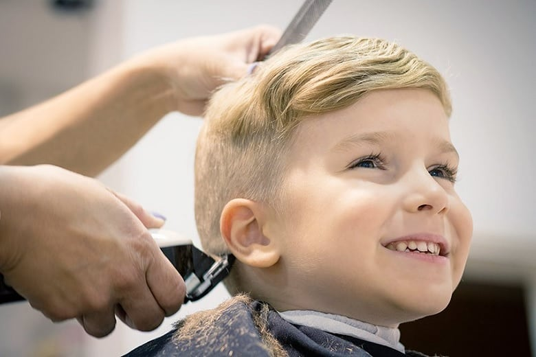25 Amazing Fade Hairstyles For Little Boys Hairstylecamp