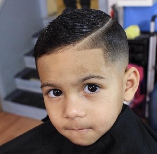 80 Splendid Little Boy Haircuts July 2019
