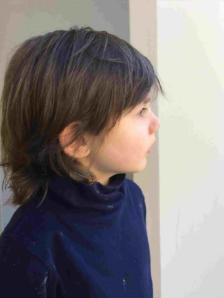 7 Lovely Little Boy Haircuts For Straight Hair