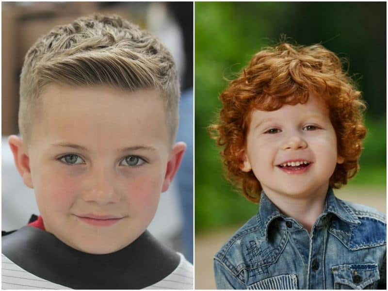 70 Splendid Little Boy Haircuts For 2018 November 2018