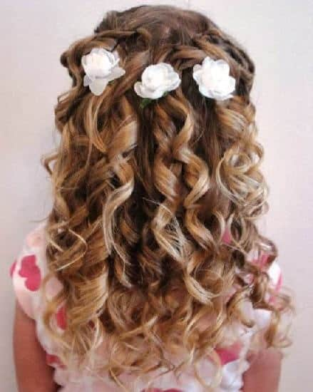 7 Enchanting Little Girl Haircuts For Curly Hair Hairstylecamp