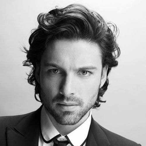 Top 10 Effortless Hockey Flow Haircuts For Easygoing Men
