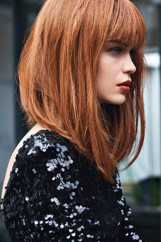 12 Breathtaking Long A Line Haircuts For Women 2019 Hairstylecamp