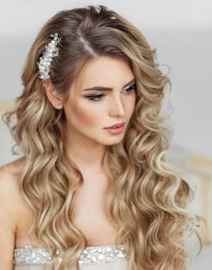 60 Gorgeous Wedding Hairstyles For Long Hair 2021 Trends