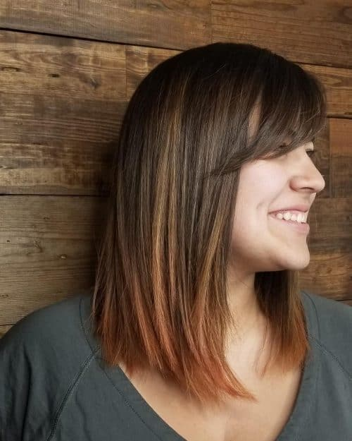 Top 5 Long Blunt Bob Hairstyles For Women Hairstylecamp