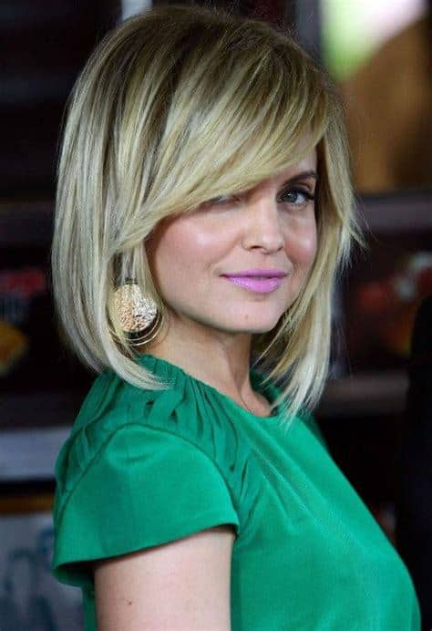 40 Amazing Long Bobs With Side Bangs 2021 Trends