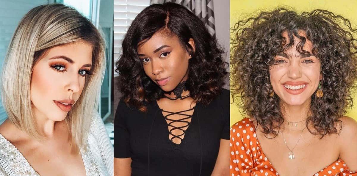 long bob haircut for women